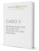 CASO 3 - Multinacional que se acaba de fusionar con otra empresa